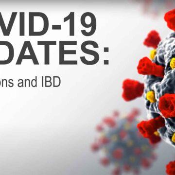 COVID-19 & IBD: Cjepiva