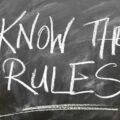 Važna pravila u mjesecu IBD-a